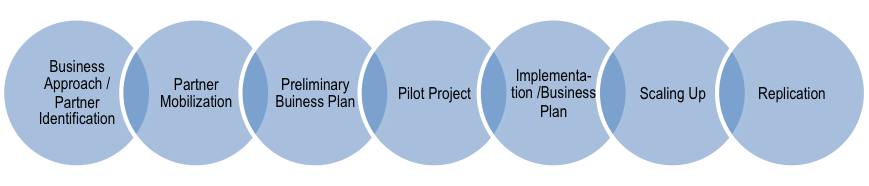 Figure 1 - Typical Project Cycle