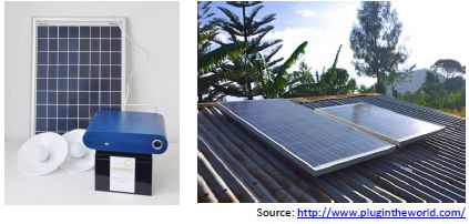 Fee-For-Service or Pay-As-You-Go Concepts for Photovoltaic