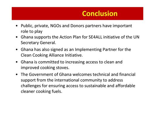 FileNational Action Plan And Cooking Energy Activities Ghana