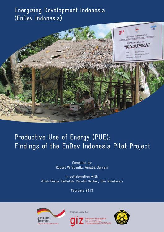 File:EnDev Indonesia - Productive Use of Energy - Findings of Pilot Project (GIZ, 2013).pdf