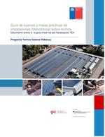 Guide to good and bad practices of photovoltaic installations on roofs