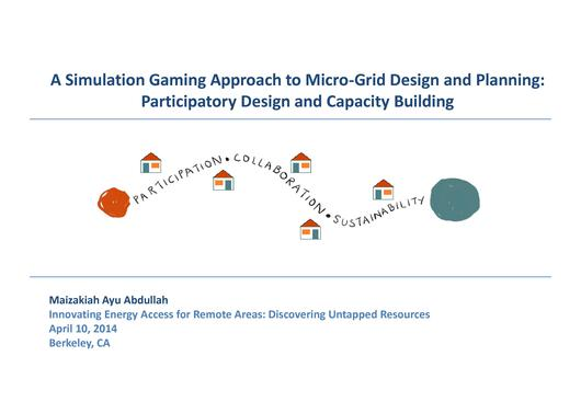 File:A Simulation Gaming Approach to Micro Grid Design and Planning - Participatory Design and Capacity Building.pdf