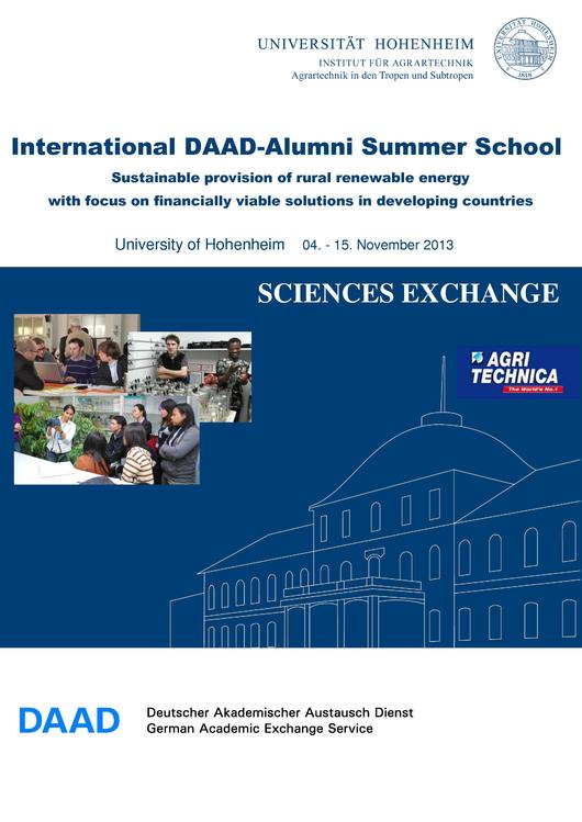 File:Programme - International DAAD Summer School 2013 - University of Hohenheim.pdf