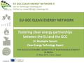 Fostering Clean Energy Partnerships between the EU and the GCC.pdf