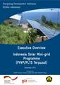 Indonesia Solar Mini-grid Programme EnDev Executive Overview 2014.pdf