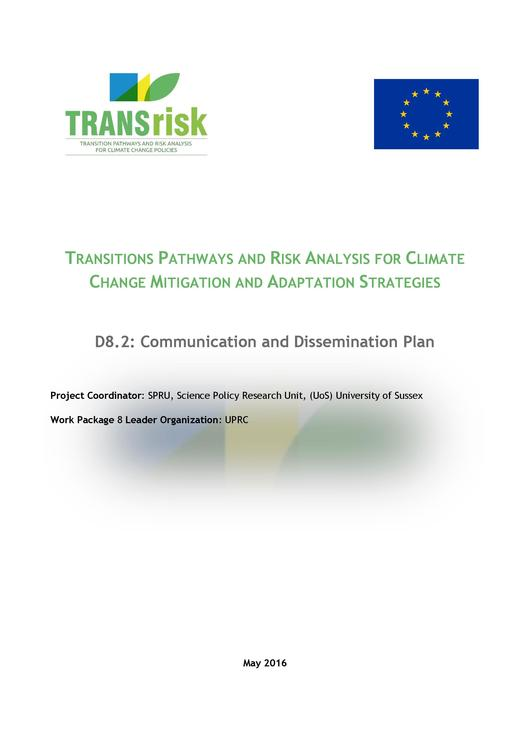 File:D8.2 Communication and Dissemination Plan.pdf