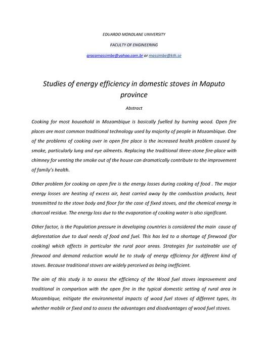 File:EN-Studies of Energy efficiency in domestic stoves in Maputo province-EDUARDO MONDLANE UNIVERSITY.pdf