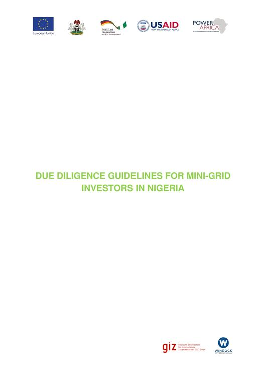 File:Due Diligence Guidelines for Mini-grid Investors in Nigeria.pdf