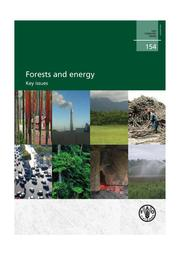 FAO (2008), Forests and Energy