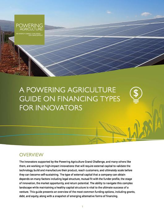 File:A Powering Agriculture Guide on Financing Types for Innovators.pdf