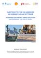 Final Report - Workshop on Electricity for Humanitarian Agencies.pdf