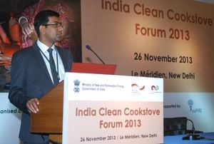 India Clean Cookstove Forum 2013 3.JPG