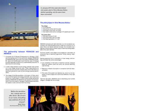 File:Rural Electrification wind Solar Senegal INENSUS-PERACOD Project Factsheet.pdf