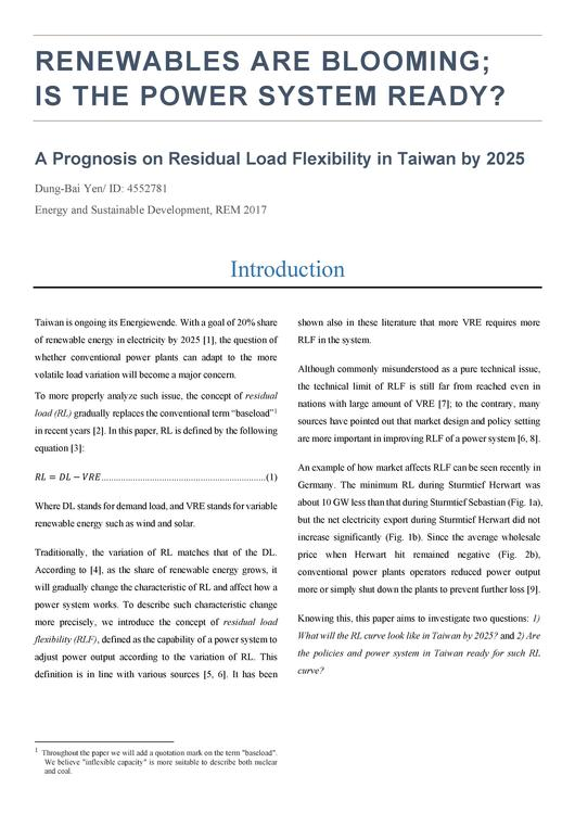 File:Renewables are blooming; is the power system ready? A Prognosis on Residual Load Flexibility in Taiwan by 2025.pdf