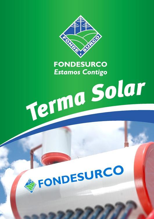 Termas solares pdf to excel