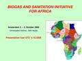 Biogas and Sanitation Initiative in Africa.pdf