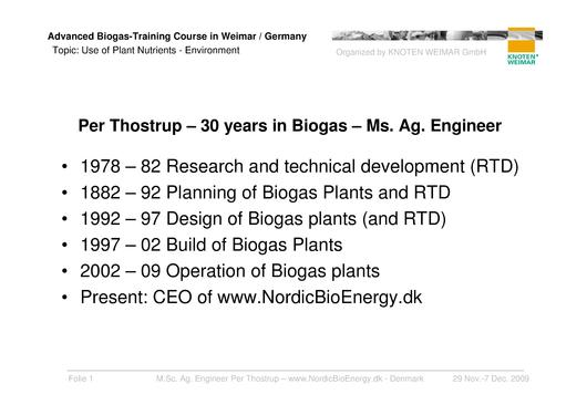 File:Advanced Biogas Training Course Weimar Use of plant nutrients environment digestate 2009.pdf