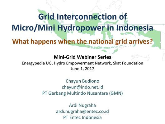 File:Grid Interconnection of Micro & mini Hydropower in Indonesia.pdf