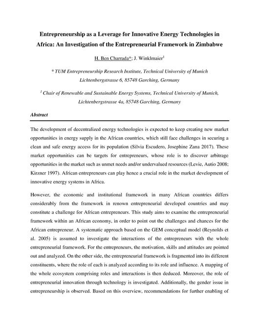 File:52. RERIS-Ms Hajer Ben Charrada-entrepreneurship-as-a-leverage-for-innovative-energy-technologies-in-afr.pdf