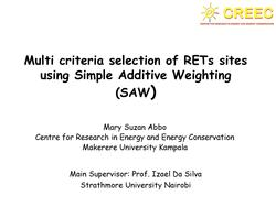 Multi Criteria Selection of RETs Sites Using Simple Additive Weighting (SAW).pdf