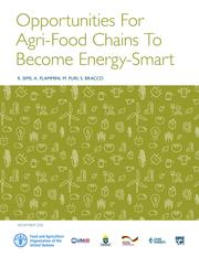 Opportunities for Agri-Food Chains to become Energy-Smart