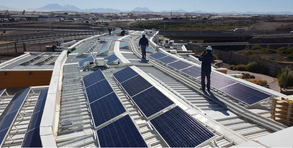 Public Solar Roofs Program in Chile Teletón in Calama (40 kWp).png