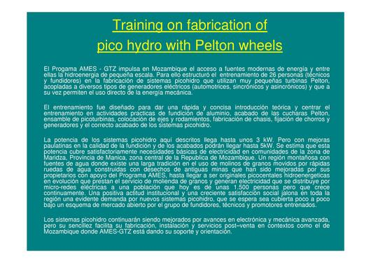 File:SP Training on fabrication of pico hydro with Pelton wheels Gtz.pdf