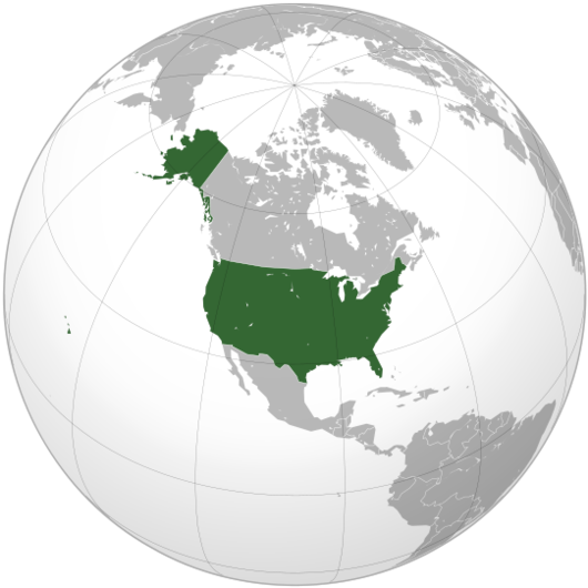 File:Location United States of America.png