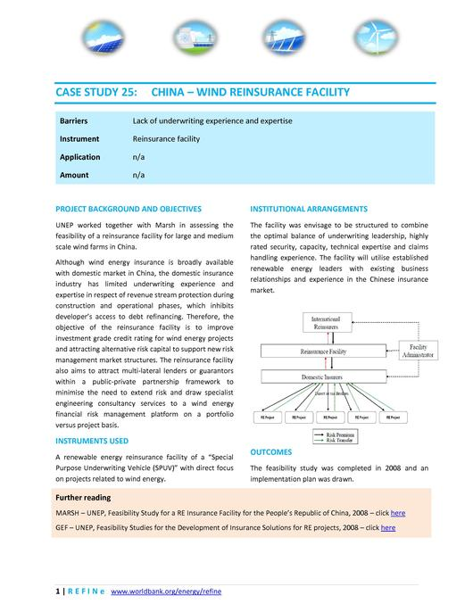 File:China - UNEP wind reinsurance facility for China.pdf