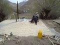 GIZ Tajikistan Volkmer saw dust for insulation.jpg