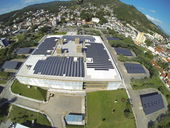 PV installations on Eletrobras Eletrosul's headquarters - Florianópolis (Brazil)