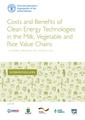Costs and Benefits of Clean Energy Technologies in the Milk, Vegetable and Rice Value Chains.pdf