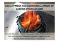 Development and Commercialization of Gasifier Stoves.pdf