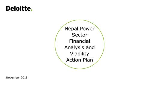 File:Energy Sector Policy Workshop - FVAP - 05.11.2018 Anish Mandal Deloitte.pdf