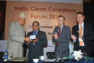 India Clean Cookstove Forum 2013 5.JPG