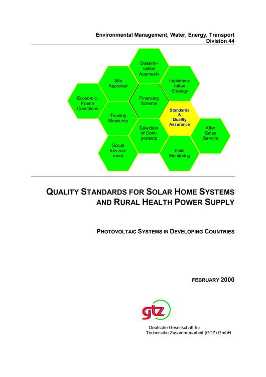 Power quality standards pdf