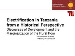 Electrification in Tanzania from a Historical Perspective.pdf