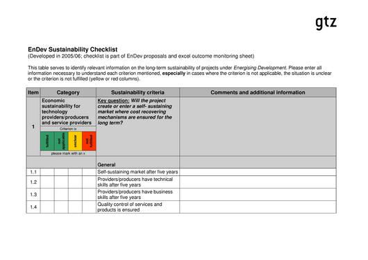 File:GIZ EnDev Checklist on sustainability-2006.pdf