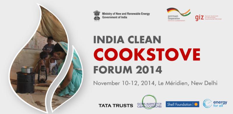 India Clean Cookstove Forum 2014 Energypedia Info