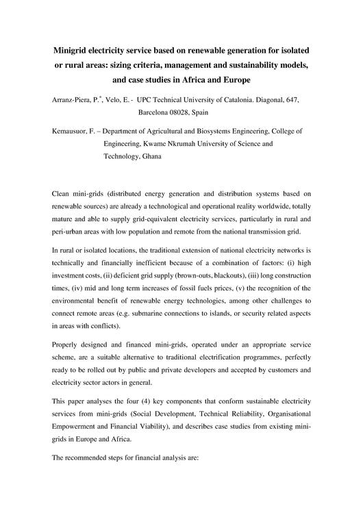 File:11. RERIS-Mr POL ARRANZ PIERA-minigrid-electricity-service-based-on-renewable-generation-for-isolated-or.pdf