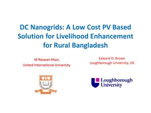 File:DC Nanogrids Low Cost PV Based Solution for Livelihood Enhancement for Rural Bangladesh.pdf