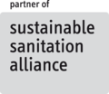 The Sustainable Sanitation Alliance (SuSanA) is an open international alliance with members who share a common mission on sustainable sanitation and are dedicated to understanding viable and sustainable sanitation solutions.