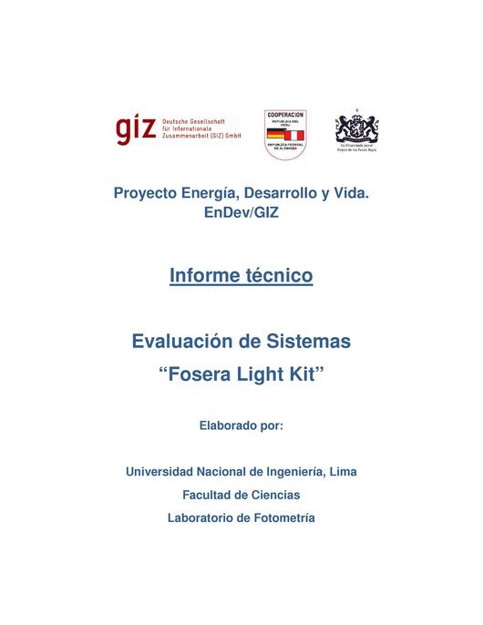 File:FOSERA LIGHT KIT Evaluación post uso - 2012.pdf