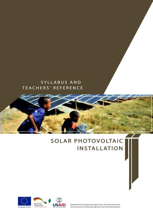 File:Solar PV Installation - Syllabus 2017.pdf
