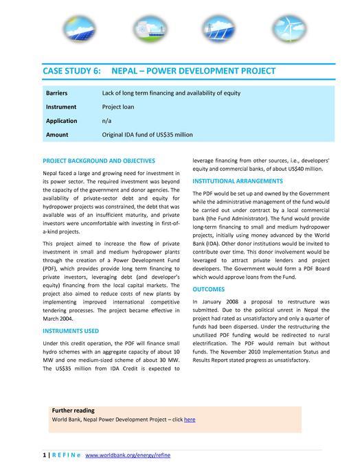 File:Nepal Power Development Project pdf - energypedia info