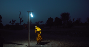 New light to the villages of Senegal