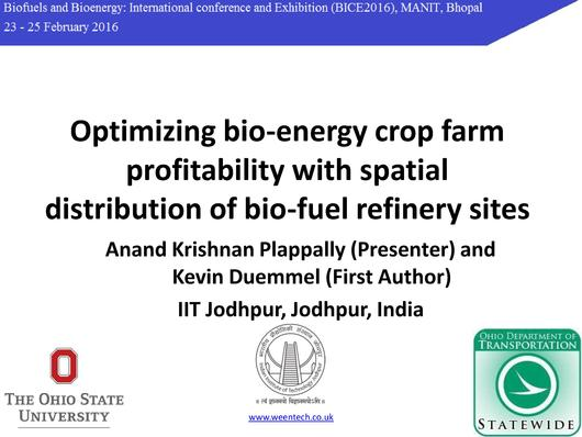 File:Duemmel and Plappally 2016 Bio fuel Crop Transport Policy.pdf