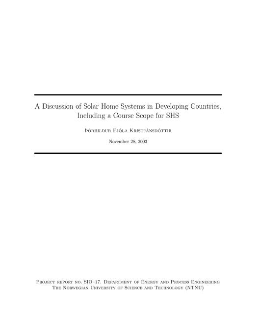 File:A Discussion of Solar Home Systems in Developing Countries, Including a Course Scope for SHS.pdf