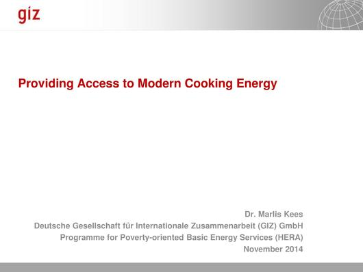 File:Dr. Marlis Kees (GIZ) - Providing Access to Modern Cooking Energy.pdf