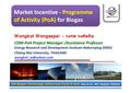 Market Incentive - Programme of Activity for Biogas from Swine Farms in Thailand.pdf
